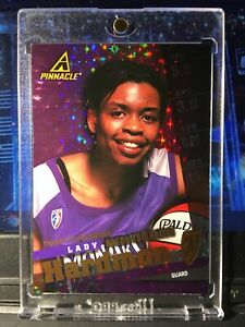 Lady Hardmon 1998 WNBA Pinnacle Arena Edition Sacramento Monarchs