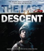 The Last Descent [New Blu-ray]
