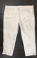 Women cropped jeans size 20 KALIKO