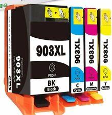 Cartucho compatible con HP 903xl T6m15ae negro