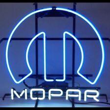 NEW MOPAR OMEGA NEON SIGN BY NEONETICS 5MPROM
