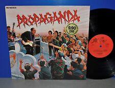 Specialmente propaganda NO WAVE II NL'79 A & M PROMO 1st Press M-Police, Squeeze VINILE LP