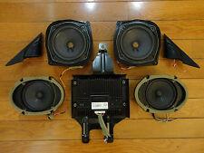 Bose 7-Piece Car Sound System *Powered* Speakers Mazda 6 Sedan 2002-2008