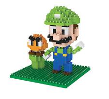 BOYU New Mario classic game Figure Nano Block Diamond Building Toys 8131