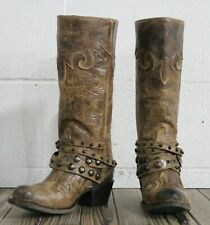 Lane Boots Size 5.5 Paradise Women's Western Cowgirl Boots