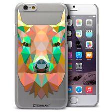 Funda Carcasa para iPhone 6/6S 4.7 Polígono Animal Rígido Fino Ciervo