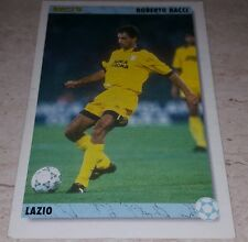 CARD JOKER 1994 LAZIO BACCI CALCIO FOOTBALL SOCCER ALBUM