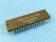 KR580VV55A PPI Programmable Peripheral Interface, Russian Clone of P8255 IC-1pcs