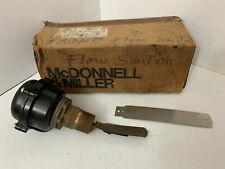 Mcdonnell & Miller General Purpose FS8-W Flow Switch New Old Stock!
