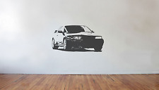 Nissan Skyline R32 GTR Wall Art Autocollant/Autocollant (Large) JAPAN IMPORT drift course