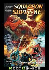 SQUADRON SUPREME VOLUME 2 CIVIL WAR II GRAPHIC NOVEL New Paperback (2015) #6-9