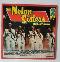 "NOLAN SISTERS - VINYL 12"" LP - THE NOLAN SISTERS COLLECTION - Picwick PDA 067"