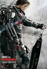 """Live Die Repeat: Edge of Tomorrow Movie Poster 18"""" x 28"""" ID:3"""