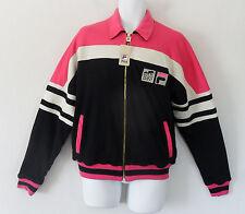 LIMITED ED~Fila BROOKLYN CIRCUS VANTAGGIO REVERSIBL Sweat Shirt JACKET~Men sz XL