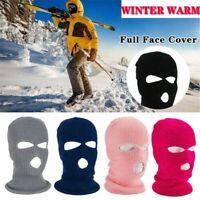 Army Tactical Mask 2/3 Hole Full Face Mask Ski Mask Winter Cap Balaclava Hoodie