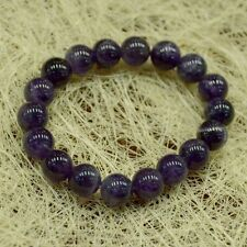 Amethyst Stone Bracelet Natural 8mm +++AAA