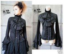 new Gothic Lolita Visual Punk Rock Shirt / Top 213 L