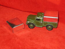 Tin Canopy for Dinky 1-Ton Army, Military Truck, 641