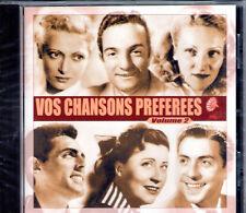 CD 25t CAIRE/VERAN/VALENTI/PATACHOU/GENTES/MOREAU/JIL ET JAN  NEUF SCELLE
