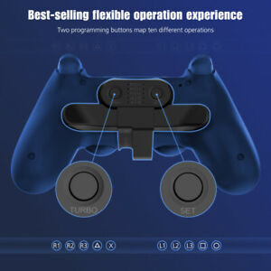 Smart Strike Pack For Playstation 4 Dual Shock Attachment W/ Custom Mapping Game