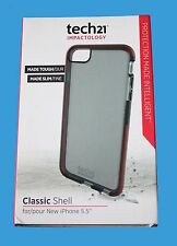 """100% Original Tech 21 D30 clásico cáscara dura y Slim Case Iphone 6 6s Plus 5.5"""""""