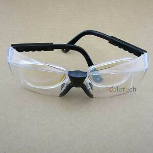 Laser Protection Safety Glasses Goggles for 1064nm & 532nm Laser Tattoo Remove D