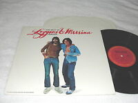 "Loggins & Messina ""The Best of Friends"" 1976 Rock LP, Nice VG++!, Orig Columbia"