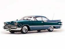 1959 Dodge Custom Royal Lancer Turquoise  by Sun Star 1:18 Scale Diecast Model