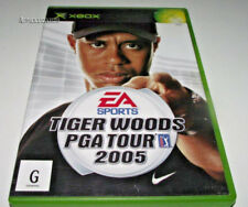 Tiger Woods PGA Tour 2005 Xbox Original PAL *No Manual*
