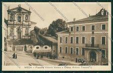 Milano Meda cartolina QQ8145