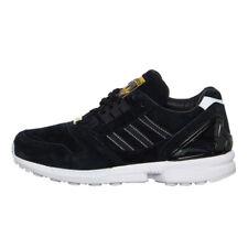 Adidas-ZX 8000 Core Black/Core Black/Footwear White cortos eh1505