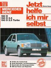 Mercedes-Benz 190D W201 Reparaturanleitung Jetzt helfe ich... Reparatur-Handbuch