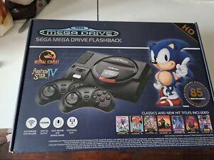 SEGA Mega Drive Mini Flashback Console avec 85 Jeux