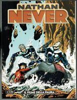 Nathan Never 272 Il Fiume della Paura - Di Clemente Bonelli 2014