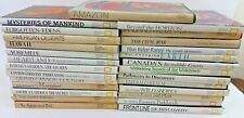 NATIONAL GEOGRAPHIC SOCIETY Book Lot ~ huge set of 27 Nature And Wildlife Books