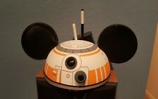 Disney Parks Star Wars BB 8 Mickey Mouse Ears Hat Cap NEW Adult Size NEW!