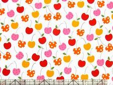 Robert Kaufman Metro Market Cherry Bermuda Fabric