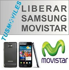 Liberar Samsung Movistar Galaxy S2 S3 Nexus One Note Wave  ACE mini Star Y Young