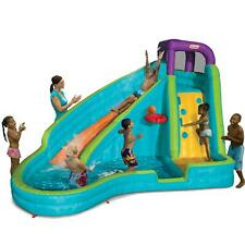 Little Tikes Slam 'n Curve Inflatable Water Slide - BRAND NEW IN BOX