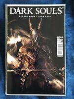 Dark Souls #1 - Game Art Cover - Titan Comics