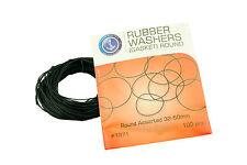 ROUND GUARNIZIONI, 100 x 32-50 mm, 0 anelli di tenuta, rondelle di gomma per orologi. J1105