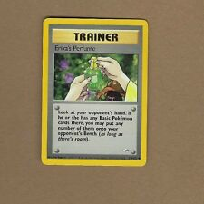 POKEMON ERIKAS PERFUME TRAINER CARD FREE SHIPPING