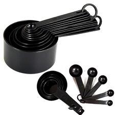 Kitchen Cooking Tool Teaspoon Tablespoon Utensils Measuring Spoons & Cups Set