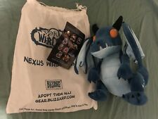 NEW RARE SDCC 2015 Nexus Whelpling Plush Blizzard World of Warcraft