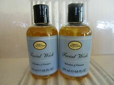 The Art Of Shaving Lot Of 2 Facial Wash Peppermint Essential Oil 4 Oz