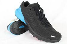 salomon men's xa baldwin trail running shoes navy blue