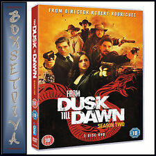 FROM DUSK TILL DAWN - COMPLETE SEASON 2 *BRAND NEW DVD***