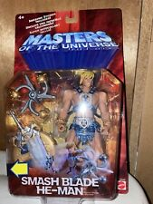 Smash Blade He-Man Masters of the Universe Action Figure He-Man 2002