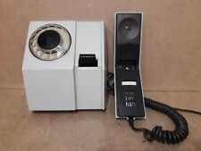 Vintage Wall Soviet phone TA Spectrum Gray