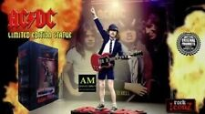KNUCKLEBONZ ROCK ICONZ  - ANGUS YOUNG II - AC/DC  - LIMITED STATUE